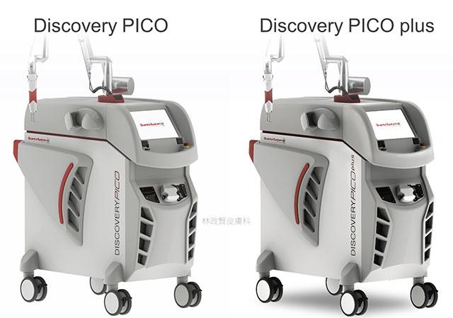 探索皮秒雷射旗艦版,升級版,discovery pico plus,refix,trifix,超級透鏡